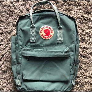 used fjallraven kanken backpack.